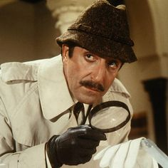"The Pink Panther 1963 film was ""conceived as a sophisticated comedy about a charming, urbane jewel thief, Sir Charles Lytton"" (played by Niven); Peter Ustinov was ""originally cast as Clouseau, with Ava Gardner as his faithless wife in league with Lytton."" After Gardner backed out—the Associated Press reported in November 1962 it was because The Mirisch Company wouldn't meet all her demands—Ustinov also left the project, and Blake Edwards then chose Sellers to replace Ustinov."