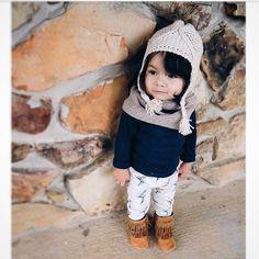 Sweet little lady