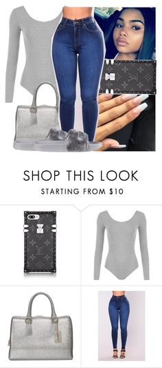 """"" by theyknowniyaaa ❤ liked on Polyvore featuring WearAll, Furla and Puma"