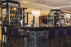 Our staff welcome you daily from 9.30 am to 1.00 am. Champagne Bar in Paris.