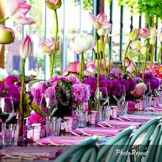 Inspiring Photo of the Day: Pretty Tablescape |