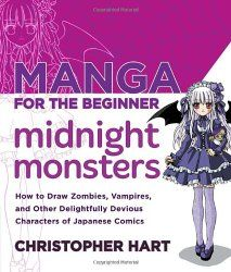 FREE [PDF] Manga for the Beginner Midnight Monsters How to Draw Zombies Vampires and Other Delightfully Devious Characters of Japanese Comics Christopher Harts Manga for the Beginner Free Epub/MOBI/EBooks Monster Vampire, Zombie Vampire, Manga Drawing Books, Manga Books, Manga To Read, Yandere, Anime Zombie, Manga Mania, Models