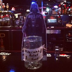 My college bar's tip jar. Are they doing it right?