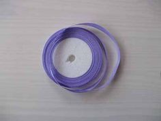 pale purple satin ribbon 1cm 22 metres £1.50