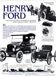 1930u0027s Henry Fordu0027s u0027Hempu0027-Car ?  sc 1 st  Pinterest & Ford is such a genius. The assembly line is such a monumental ... markmcfarlin.com