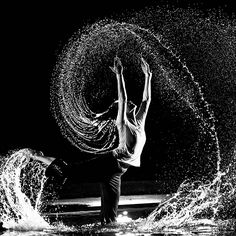dance photography water - Google Search