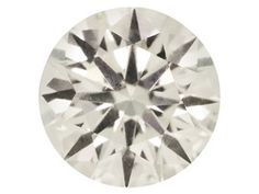 Diamond Minimum .38ct Mm Varies Round