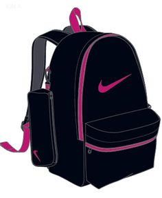 a439e80c5f8e6 Nike Young Athletic Halfday BTS Backpack