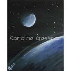 """Far Far Away."" by Karolina Gassner acrylic on canvas board, SOLD Canvas Board, Acrylic Paintings, Far Away, Collections, Movie Posters, Art, Art Background, Film Poster, Popcorn Posters"