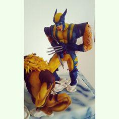 Wolverine todo comestível!