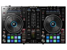 Buy Pioneer DDJ-RR DJ Controller with Rekordbox DJ Software from DJkit UK, Interest Free Finance available on all DJ Equipment sales. Pioneer Dj Controller, Mixer, Dj Decks, Pioneer Ddj, Hip Hop, Dj Sound, Homemade 3d Printer, Coding For Kids, Dj Equipment