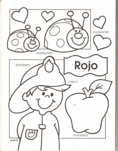 1000+ images about preschool on Pinterest   Spanish Greetings, In ...