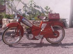 Mobylette motobecane av89 balancier