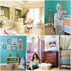 Vintage Baby Nursery Ideas | Babydeco.co.uk