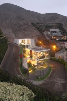 Viewpoint House by 2.8x arquitectos  #architecture #arq #house #home #building #residence