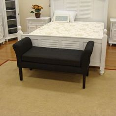 @Overstock - Not only is this textured black with taupe chenille tweed storage bench perfect for placing at the foot of a bed or in an entrance way, but it?s also made to last.http://www.overstock.com/Home-Garden/Decorative-Bench-Textured-Black-with-Taupe-Chenille-Tweed/6359246/product.html?CID=214117 $114.34