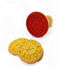 Cute! - Home Made Cookie Stamp