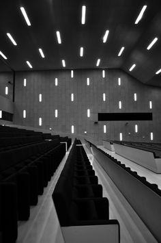 Convention Centre EXPO Aragón Nieto Sobejano Arquitectos