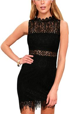 Black Lace Cocktail High Neck Dress. Romantic Dress for Fall!  Personal Stylist Free, Lifestyle, Trends, Inspiration, Runway, Hair, Outfits, Events, Window Display, Tips, Ideas, Green Living, Slow Fashion, Affiliate.