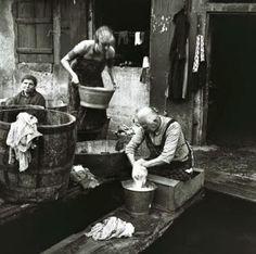 Lavanderas (Nicolás Muller)   Lavaderos públicos