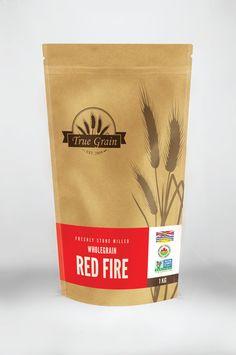 Bag Packaging (organic grain)