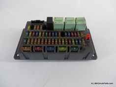 2002 2005 mini cooper interior fuse box 17 61136906600 r50 r52 r53 2002 2005 mini cooper interior fuse box 28 61136906600 r50 r52 r53