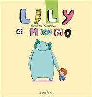 Lily a Momo - Katarína Macurová James Joyce, Moma, Smurfs, Family Guy, Fictional Characters, Children Books, Children's Books, Fantasy Characters, Griffins