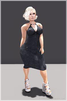 Moda no SL by Luah Benelli: Xxxtasi - THICK EVENT SHOWROOM