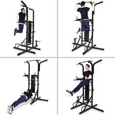 Estación de fitness incl. Bolsa de arena