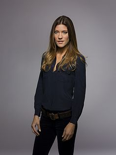 May I PLEASE have Dexter's sister Debra Morgan?