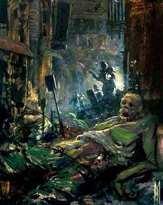 Zombie City - Anton Kagounkin Magdalina