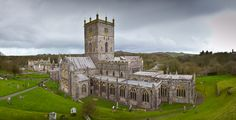 St Davids cathedral,