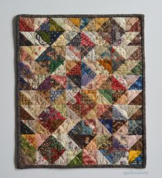 - Kathie (Inspired by Antique Quilts)