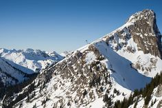 Stockhorn 2190m, Bernese Alps, Switzerland