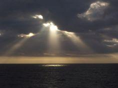Heavenly light in Teneriffe