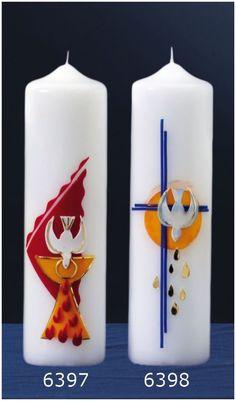 Bildergebnis für Kommunion und Konfirmation Kerzen