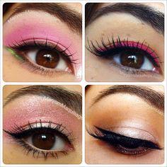 Makeup look ideas