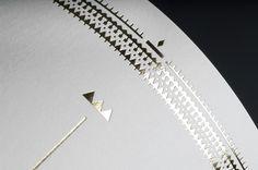 Pattern gold foil stamping
