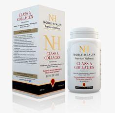 Kolagen typu A z ryb - przebadana skuteczność od Noble Health. Sprawdź Class a Collagen.