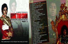 """GONE TOO SOON"" Michael Jackson Edition Part 2 Mixtape Compilation CD DJ IMPACT"