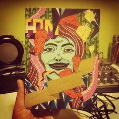 "@ogamendonca's photo: ""#myart #paint #saopaulo #brazil"""