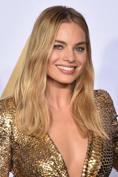 Hair-story: Margot Robbie