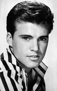 Hello Mary Lou by Ricky Nelson Ricky Nelson, The Purple, Blues Rock, Tv Actors, Actors & Actresses, Classic Hollywood, Old Hollywood, Hollywood Icons, Elvis Presley