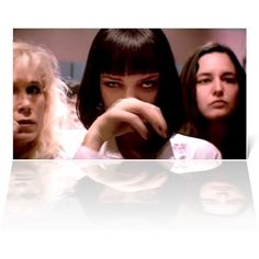 Designer Clothes, Shoes & Bags for Women Uma Thurman Pulp Fiction, Mia Wallace, Polyvore, Movie Posters, Design, Women, Film Poster, Billboard