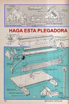 HAGA ESTA PLEGADORA DE PALASTRO NOVIEMBRE 1958 001B copia