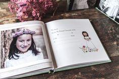Libro de firmas comunión Cover, Books, Art, Signature Book, Seasons, Cards, Dots, First Holy Communion, Art Background