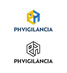 Logotipo PH Vigilância