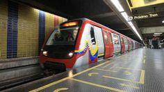 Reportan retraso en el Metro por arrollamiento en Sabana Grande - http://www.notiexpresscolor.com/2016/10/15/reportan-retraso-en-el-metro-por-arrollamiento-en-sabana-grande/