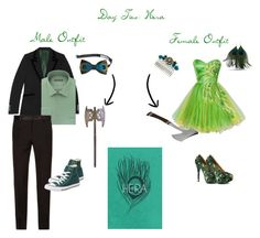 Percy Jackson Outfit Challenge Day Two by trippy-peaches on Polyvore featuring art