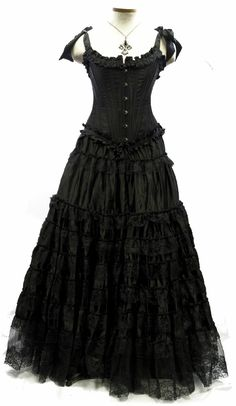 A Most Bewitching Frock. Now that's pretty. I love this. <3